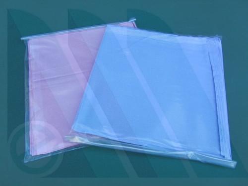 Confezione 50 teline cotone 20x25 per dimostrazioni