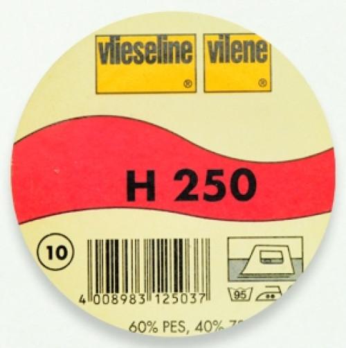Interfodera termoadesiva Freudenberg H250 grafite 90 cm x 25 mt